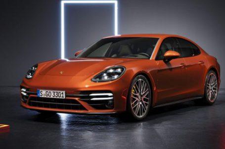 Porsche Panamera 2020 โฉมเฟซลิฟต์ใหม่