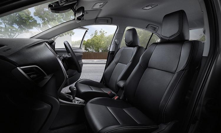 เบาะ Toyota Yaris ATIV Minorchange