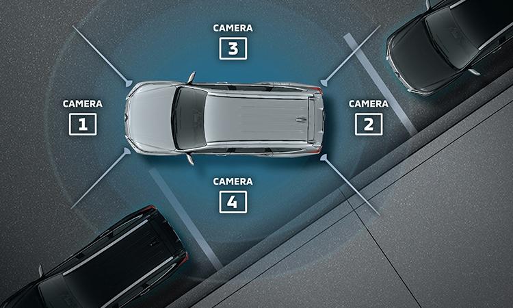 ระบบความปลอดภัย Mitsubishi Pajero Sport 2.4 GT-Plus 2WD