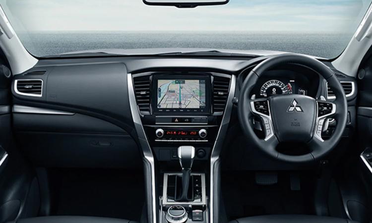 ายใน Mitsubishi Pajero Sport 2.4 GT-Plus 2WD