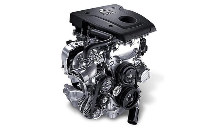 เครื่องยนต์ Mitsubishi Pajero Sport 2.4 GT-Plus 2WD