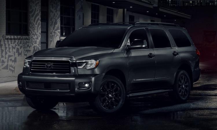 Toyota Sequoia Nightshade Edition 2021