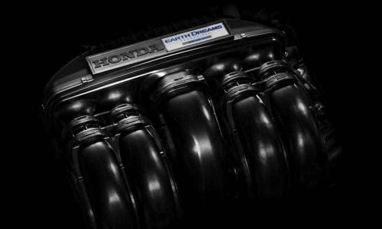เครื่องยนต์ Honda CITY RS i-MMD