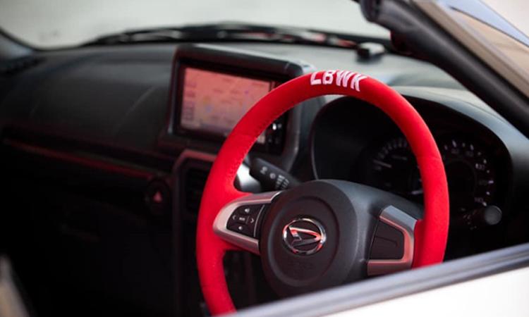 ภายใน Mini Nissan GT-R