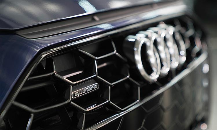 กระจังหน้า Audi A4 Avant 45 TFSI quattro S-Line Black Edition