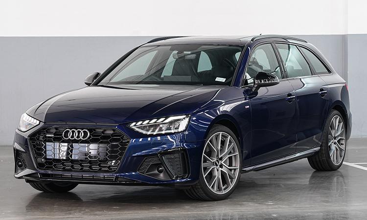 ราคา ตารางผ่อนดาวน์ Audi A4 Avant 45 TFSI quattro S-Line Black Edition