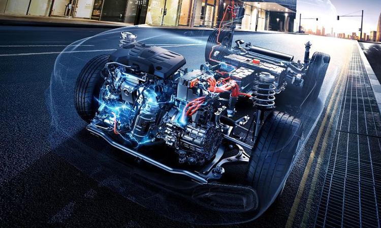 เครื่องยนต์ MG HS Plug-in Hybrid