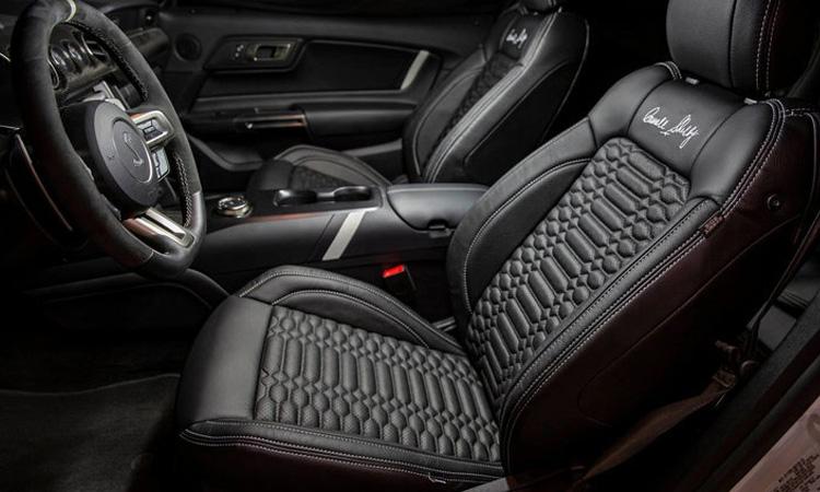ภายใน Ford Mustang Shelby GT500