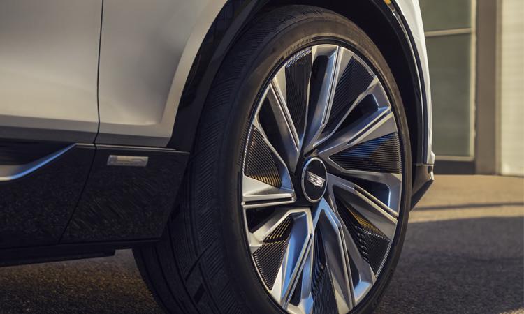 ล้อ Cadillac Lyriq SUV