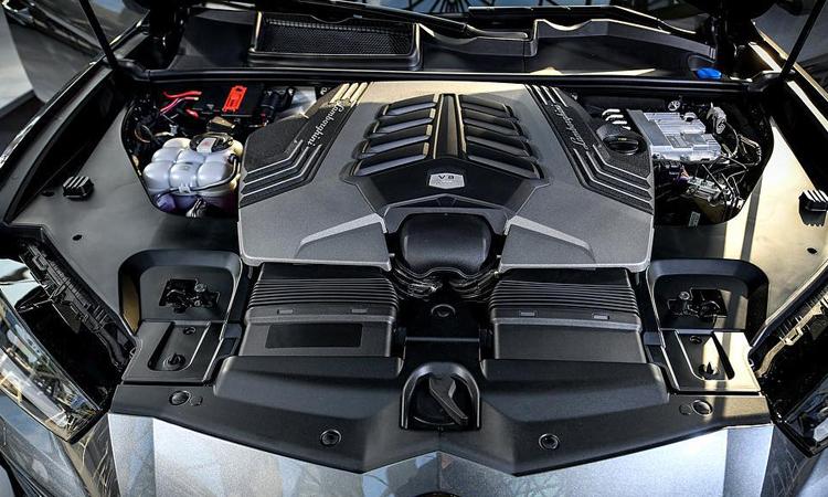 เครื่องยนต์ Lamborghini Urus