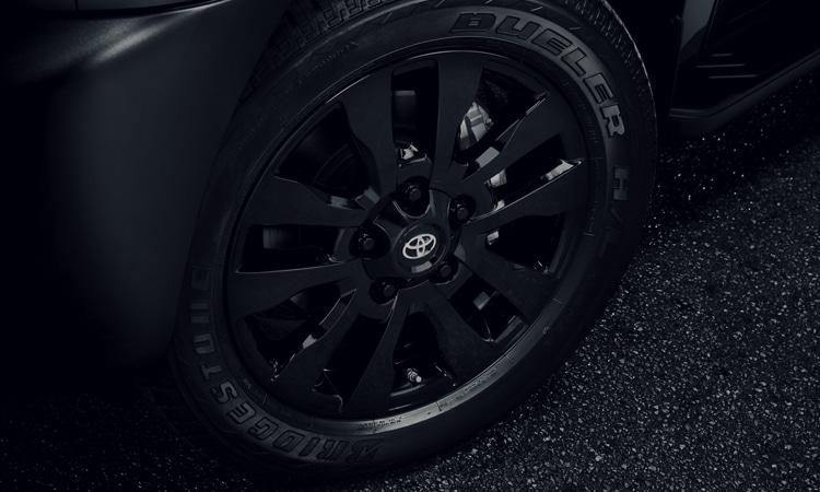 ]hv Toyota Sequoia Nightshade Edition 2021