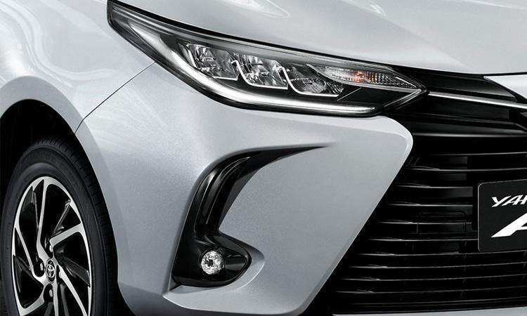 ดีไซน์ไฟ Toyota Yaris ATIV Minorchange
