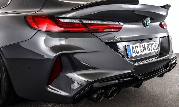 ฟท้าย BMW M8 Competition