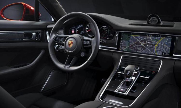 ภายใน Porsche Panamera 2020