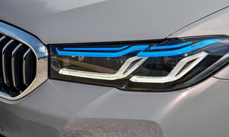 ไฟหน้า BMW 545e
