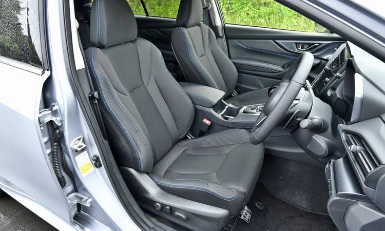 เบาะหน้า Subaru Levorg