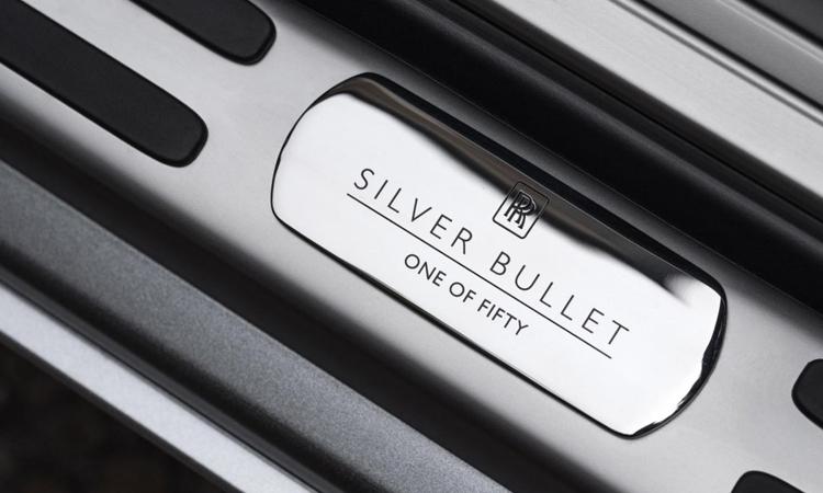 Rolls-Royce Dawn Silver Bullet 2020