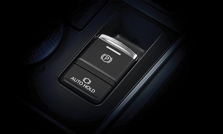 เบรกมือไฟฟ้า Mitsubishi Pajero Sport 2.4 GT-Plus 2WD