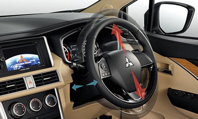 พวงมาลัย Mitsubishi Xpander 2020 minor change