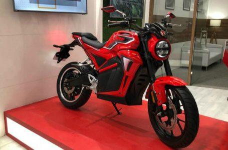 Hero Electric AE-47 2020 รถจักรยานยนต์ไฟฟ้า