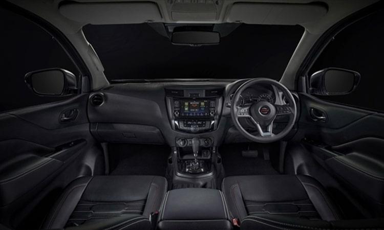 Nissan Navara Pro4X-03-ระบบภายใน