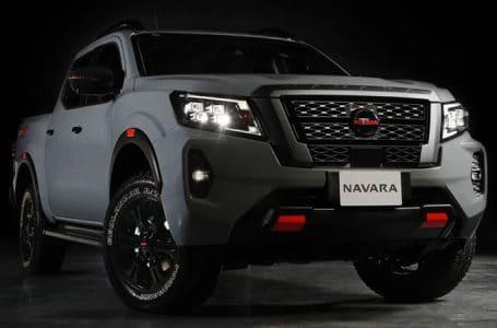 Nissan Navara Pro4X-03-หน้ารถนิสสันนาวารา