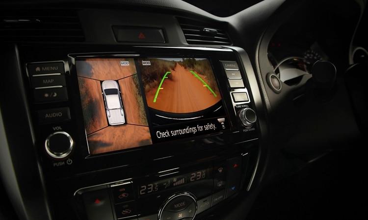 Nissan Navara Pro4X-08-ระบบเครื่องเล่นเสียง